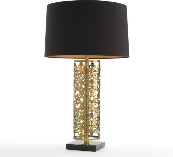 Home designs contemporary lamps - Contemporary table lamps design ideas ...