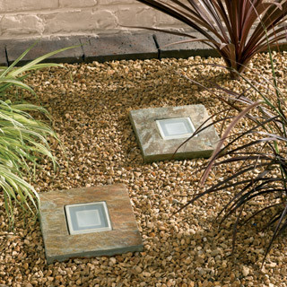 Slate Step Lights contemporary-outdoor-lighting