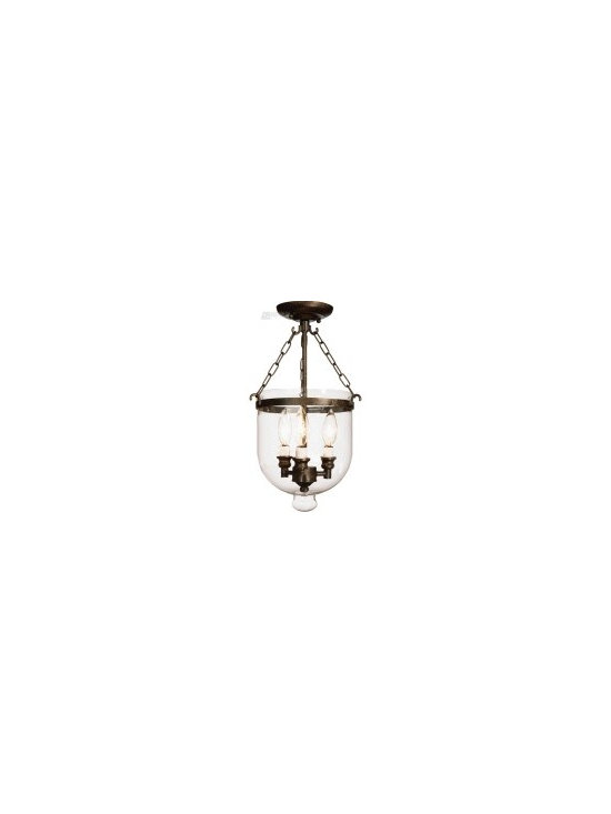 Bell jar apothocary transitional light - http://shop.southshoredecorating.com/ART-AC4623