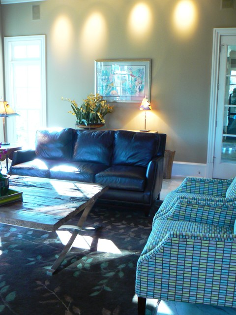 Marietta home eclectic-family-room