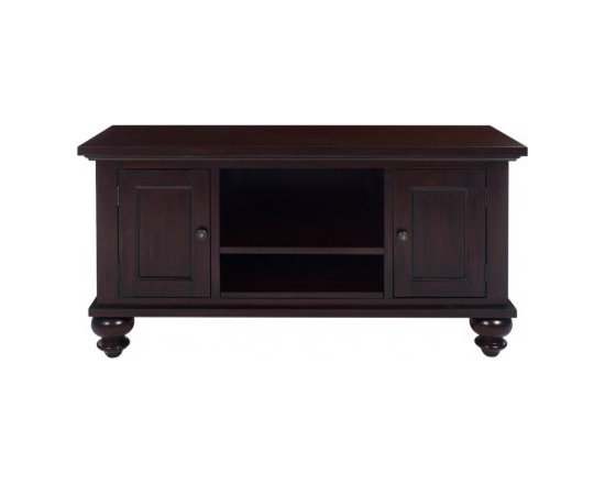Solid Wood Living Room Furniture - Grand Camden TV Stand