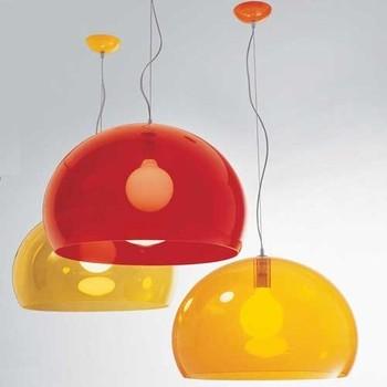Kartell FL/Y Suspension Lamp | YLighting modern-pendant-lighting