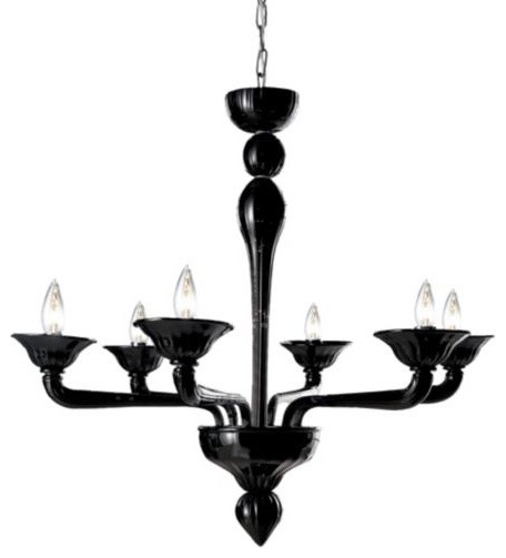 Asti Chandelier contemporary-chandeliers