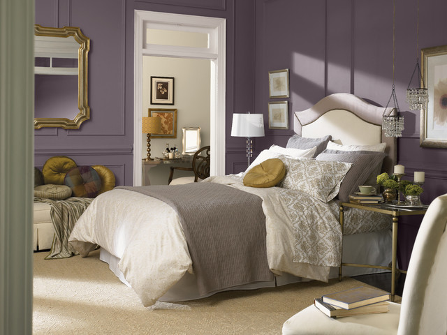 Exclusive Plum: Sherwin-Williams' Color of the Year 2014