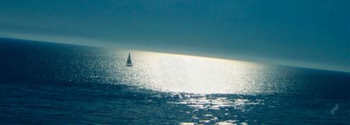 Pacific by Ben and Raisa Gertsberg - canvas art, art print, giclee beach-style-artwork