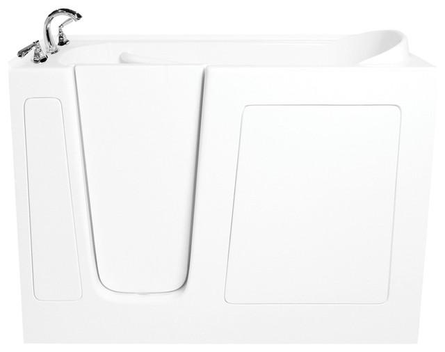 Walk-In Bathtub Soaker (Left) - Ariel modern-bathtubs