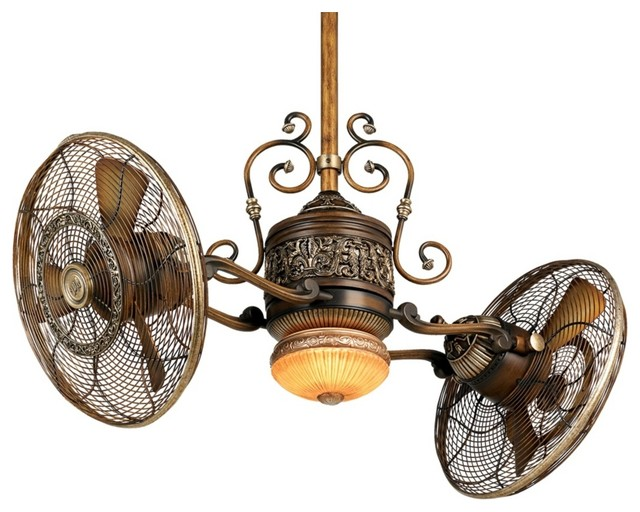 Eclectic Ceiling Fans Design Ideas, Pictures, Remodel and Decor - Eclectic Ceilings