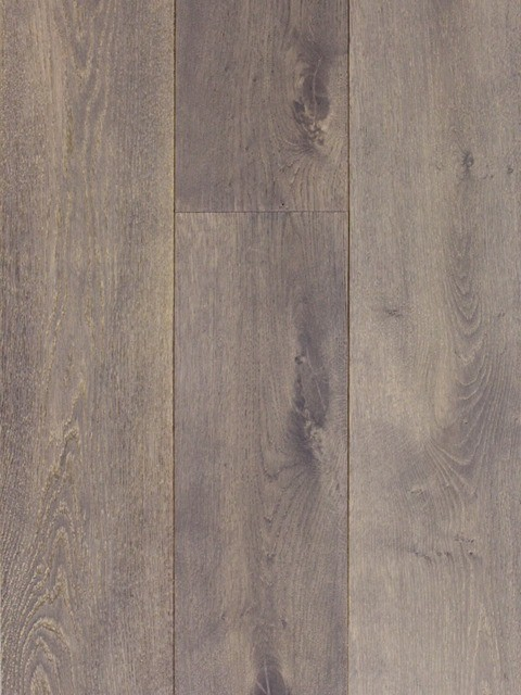 Grey oak flooring supplied prefinished hardwood for Grey brown floor tiles