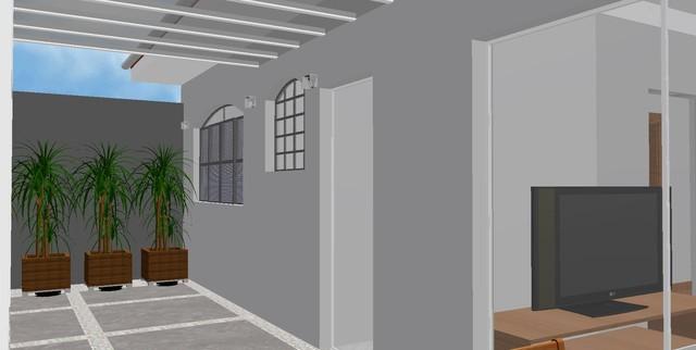 PROJETO DE REFORMA E INTERIORES - PRESIDENTE PRUDENTE - JANEIRO 2013 rendering
