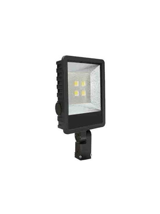 "Westgate - Westgate LF-160-SF 160W LED Flood Light, 2"" Slip-Fitter - Westgate LF-160-SF 160W LED Flood Light, 2"" Slip-Fitter"