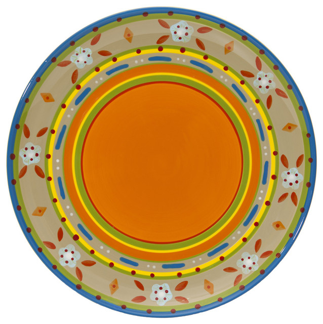 Colette Pottery Dinner Plate