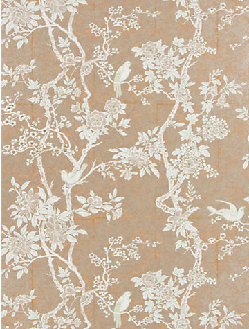 Ralph lauren marlowe floral wallpaper john lewis for John lewis bathroom wallpaper