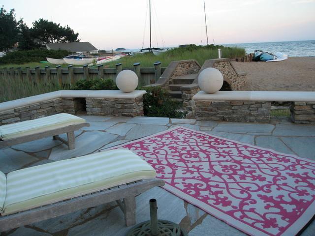 Beach House beach-style-patio