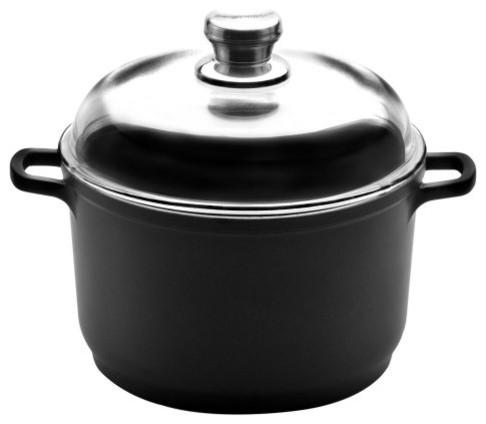 BergHOFF Scala 4.2 qt. Covered Casserole contemporary-saucepans