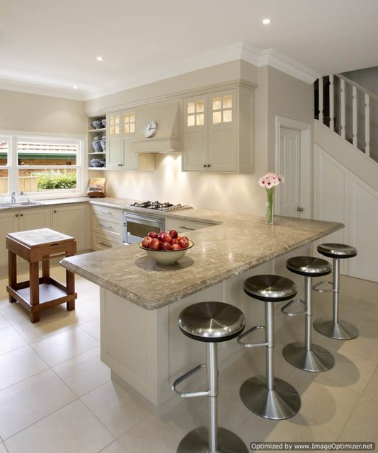 Lindfield contemporary-kitchen