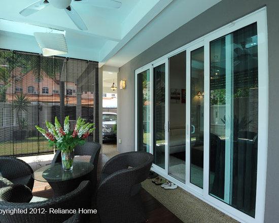 Outdoor Door -