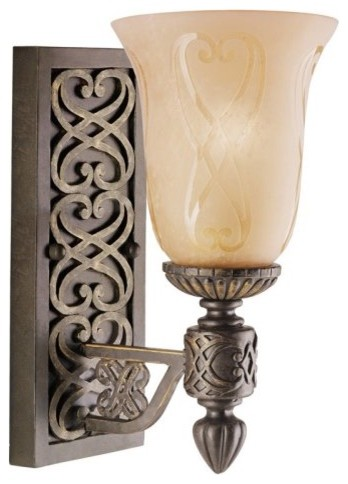 Kichler Lighting Kichler Sebastian 639 Wall Sconce - Colton Bronze