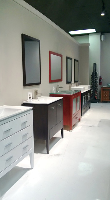 Modern Bathroom Vanities. contemporary-bathroom-vanities-and-sink-consoles