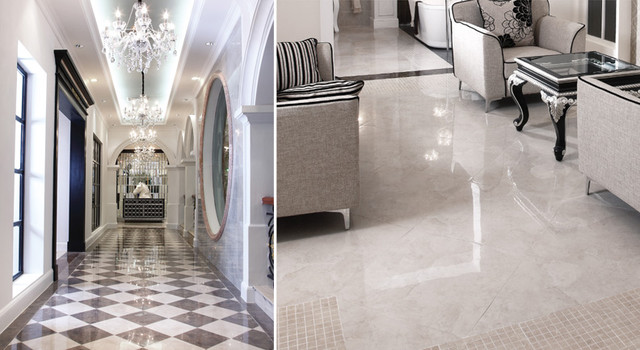 Tiles Perlato Polished Porcelain Tile Modern Wall And Floor Tile