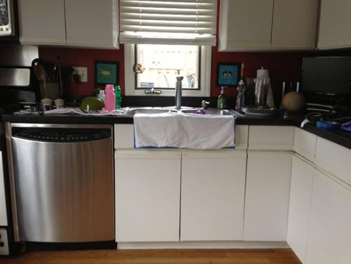 Need help with farm house sink dilemna