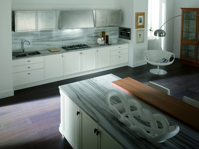 Avenue by Aster Cucine traditional-kitchen-cabinets