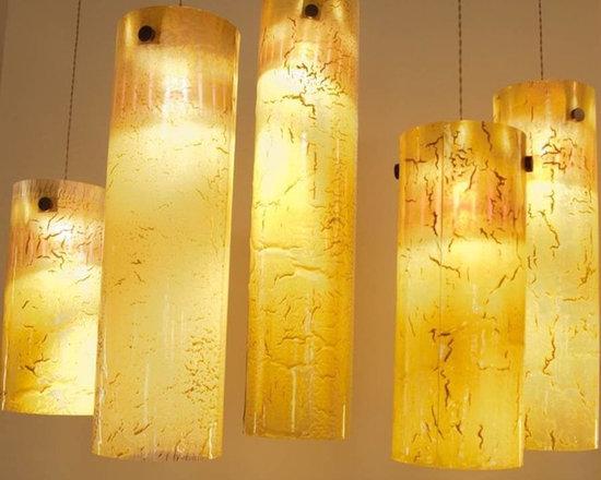 """Galilee Lighting - modern chandeliers - Modern pendant light """"Galilee"""""""