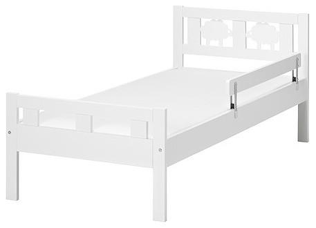 KRITTER Bed frame with slatted bed base modern-kids-beds