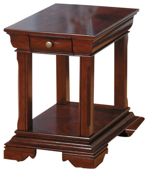 Jofran Regal 22x18 End Table contemporary-side-tables-and-end-tables