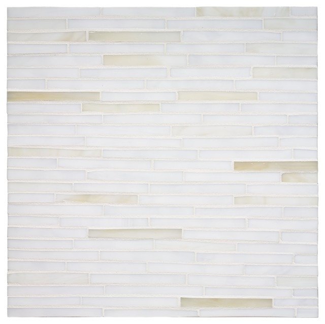 Bamboo Tiles For Bathroom: Tempo Bamboo Mosaic