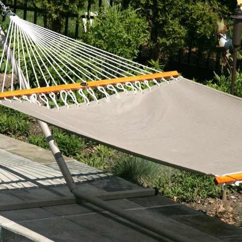 Algoma Estate Quick Dry Poolside Hammock contemporary hammocks