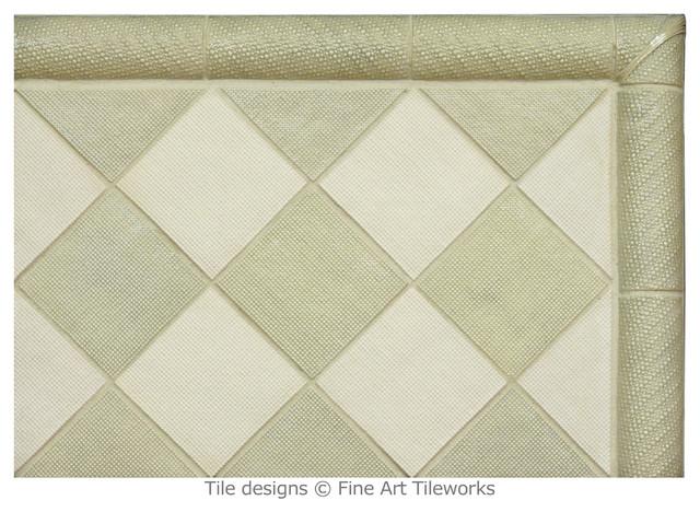 Texture Tiles — Fine Art Tileworks