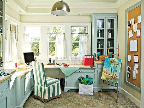 Home Office Inspiration traditional