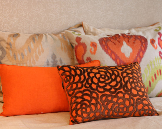 Pillows - Add a blend of color and style in your space with beautiful array of pilows.
