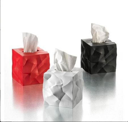 Contemporary Tissue Box Holders by Unicahome