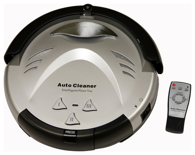 iTouchless Robotic Intelligent Automatic Vacuum Cleaner Pro modern-vacuum-cleaners