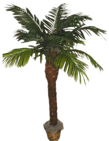 66 date palm tree asian artificial flowers plants and for Palm tree home decorations