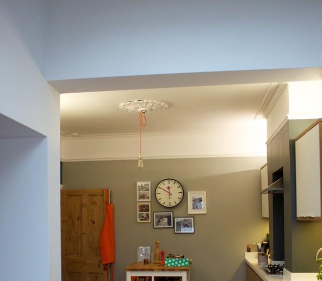 Kitchen Extension, Bathroom Refit & Internal Remodelling modern