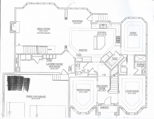 Floor Plan #2 - Houzz