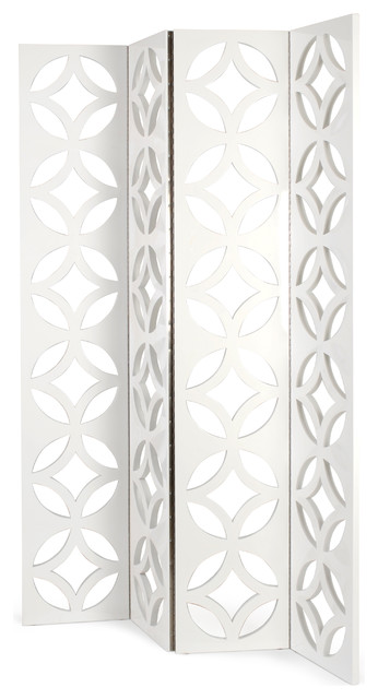 Jay - Folding Screen contemporary-screens-and-room-dividers