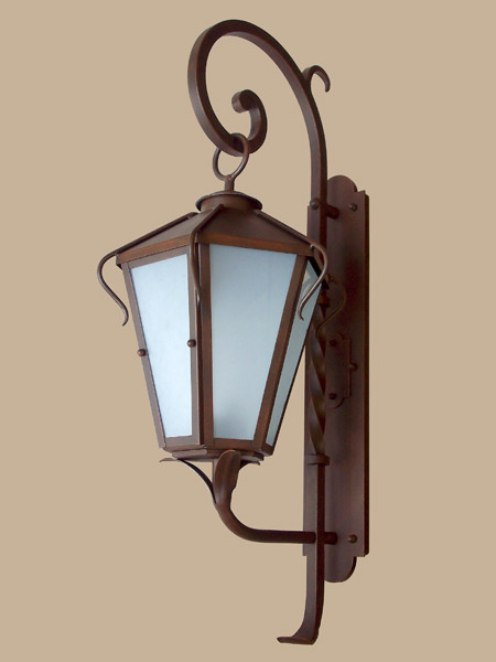 Exterior fixtures mediterranean outdoor lighting for Mediterranean lighting fixtures