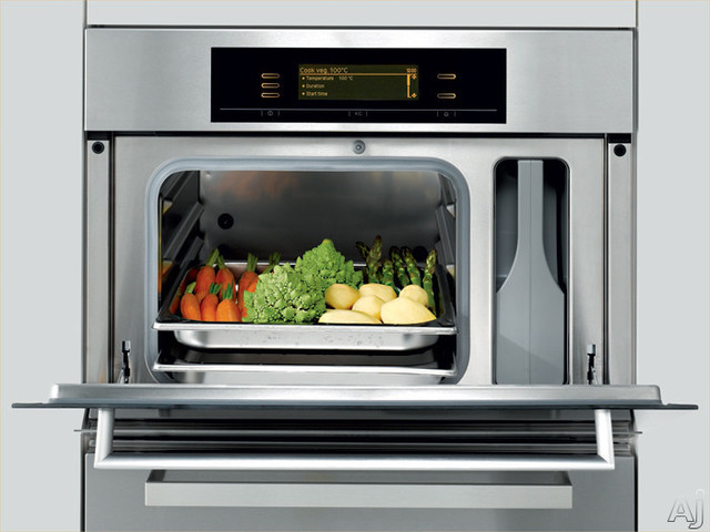 Steam Oven With Convection Steam Cooking - Contemporary ...