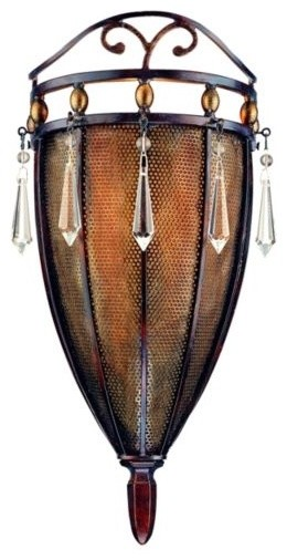 Casbah Wall Sconce traditional-wall-lighting