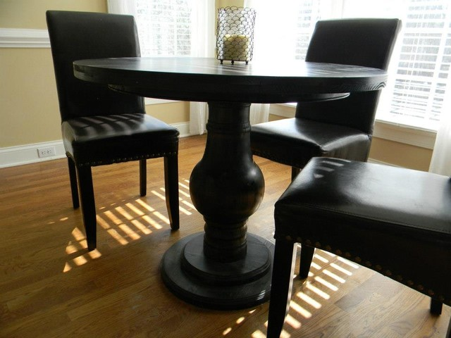 Barrier Island Table eclectic-dining-tables