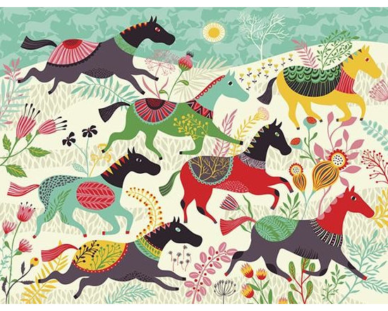 Gallop Wall Art -