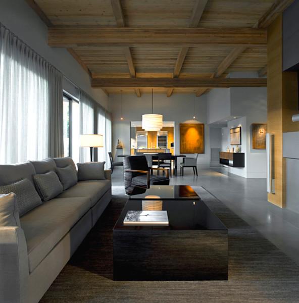 Hilton Casitas Scottsdale Az Contemporary Phoenix By Dawson Design Interiors