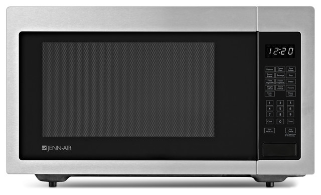 In / Countertop Microwave, Stainless Steel JMC1116AS - Microwaves ...
