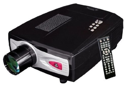 Pyle Pro Projector contemporary-home-electronics