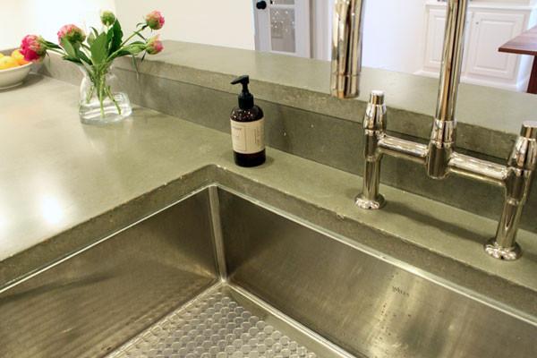 Concrete Countertops kitchen-countertops