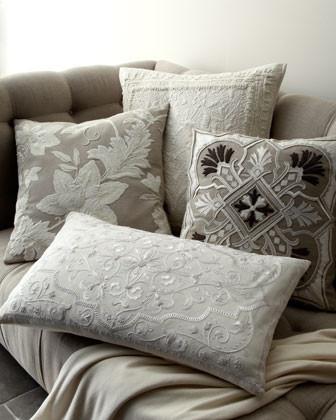 Callisto Home Aura Pillows traditional-bed-pillows