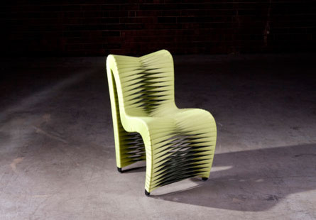 Seat Belt Chairs modern-armchairs-and-accent-chairs